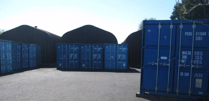 Over 30 Shipping Containers On Site, Perfect For Business Or Residential  Storage. Short Or Long Term Storage U2013 Very Competitive Rates.